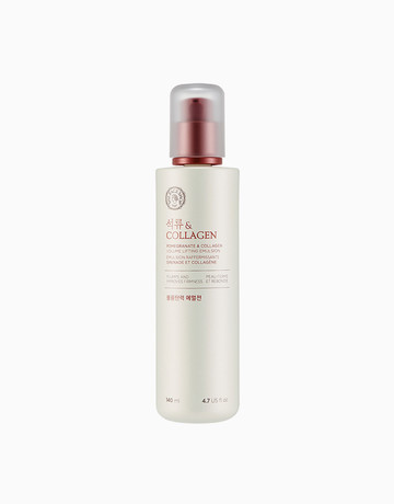 Pomegranate and Collagen Volume Lifting Emulsion by The Face Shop