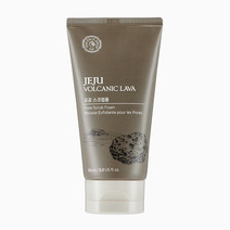 Lava Scrub Foam 2016 by The Face Shop in