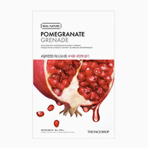 Tfs real nature mask sheet pomegranate