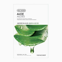 Tfs real nature mask sheet aloe