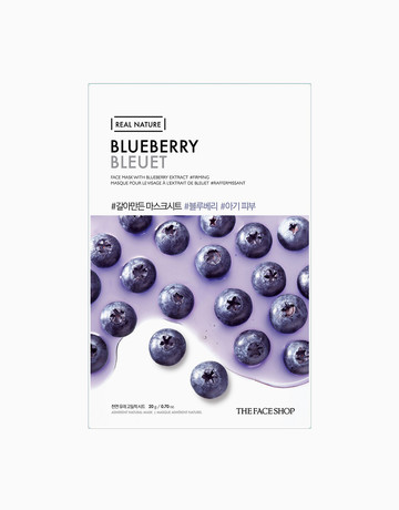 Blueberry Face Mask by The Face Shop