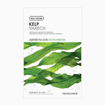 Real Nature Kelp Face Mask by The Face Shop