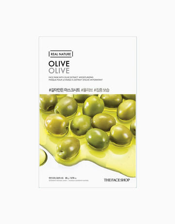 Olive Face Mask by The Face Shop