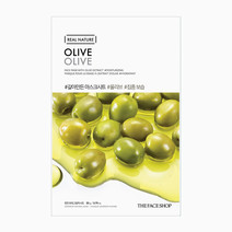 Tfs real nature mask sheet olive