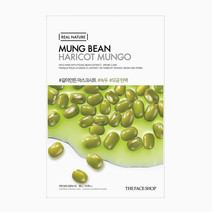 Tfs real nature mask sheet mung bean