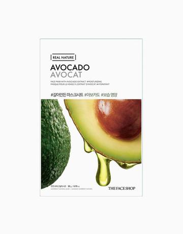 Avocado Face Mask by The Face Shop