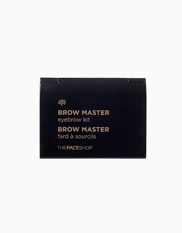 Brow Master Eyebrow Kit by The Face Shop
