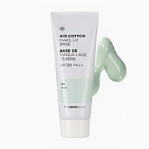 Tfs air cotton make up base spf30 pa   mint