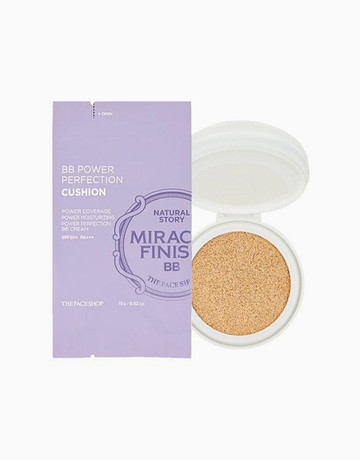 BB Power Cushion (Refill) by The Face Shop