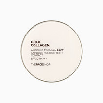 Gold Collagen Two-Way Pact by The Face Shop