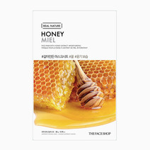 Real Nature Honey Face Mask SH by The Face Shop