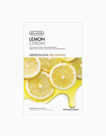 Lemon Face Mask by The Face Shop