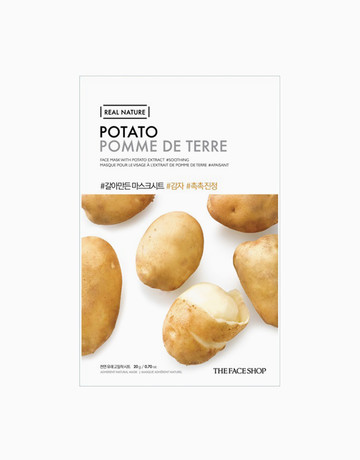 Potato Face Mask by The Face Shop