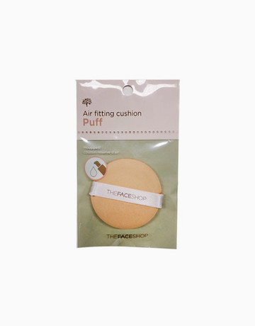 Air Fitting Cushion Puff by The Face Shop