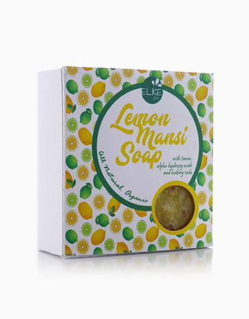 Lemon Mansi Soap by ELKE BY EVETAG