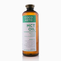 MCT Oil (500ml) by CocoKeto