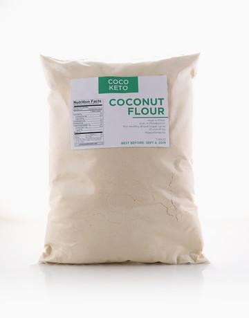 Organic Coconut Flour (1kg) by CocoKeto