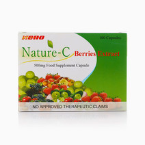 Nature-C Berries Extract (100 Capsules) by Nature-C Berries Extract