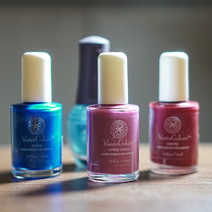 Can't Wait That Long: Organic Mani-Pedi by Naked Nail Organic Spa Lounge