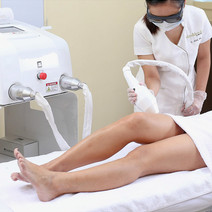 Diode Laser for Smooth and Hair-Free Legs by Skin & Body by MEDICard