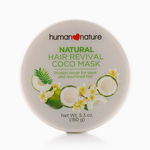 Natural Hair Revival Mask by Human Nature in