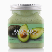 Scentio Avocado Brightening Sherbet Scrub by Beauty Buffet