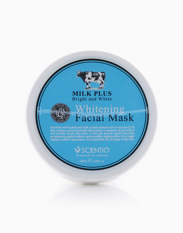 Scentio Whitening Facial Mask by Beauty Buffet