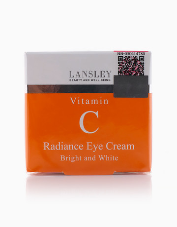 Lansley Vitamin C Eye Cream by Beauty Buffet