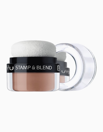 Stamp & Blend Contour by BeYu