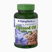 Piping rock flaxseed oil 1000 mg 90 softgels