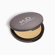 Cream Foundation Compact by Make-Up Designory Cosmetics (MUD Cosmetics)