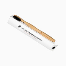 Bamboo Toothbrush With Charcoal Bristles by Minka