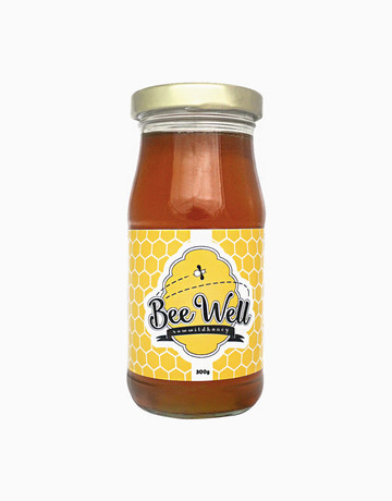 Raw, Wild Honey by Bee Well