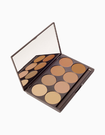 Pro Foundation Palette by Make-Up Designory Cosmetics (MUD Cosmetics)