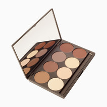 Pro Highlight and Shadow Palette by Make-Up Designory Cosmetics (MUD Cosmetics) in