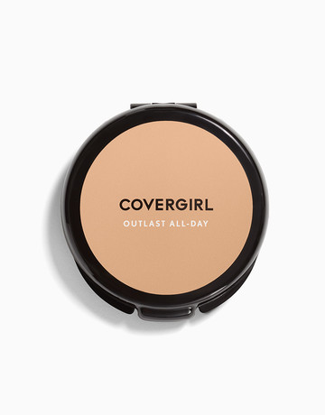 Outlast Finishing Powder by CoverGirl