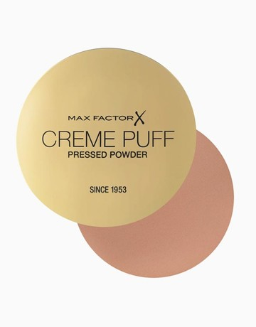 Creme Puff Pressed Powder by Max Factor