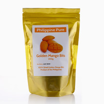 Golden Mango Bits (200g) by Philippine Pure