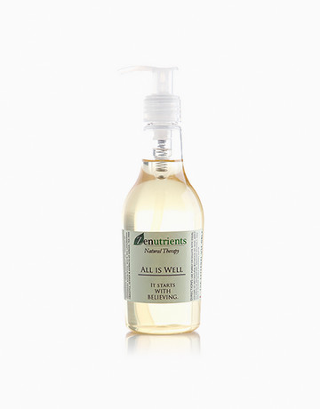 All Is Well Massage Oil by Zenutrients