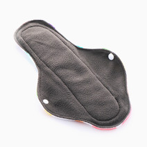 Overnight/Heavy Bamboo Charcoal Cloth Pad by Ka Nami Pasador