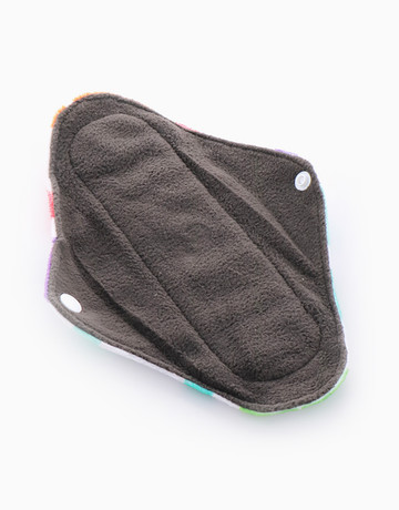 Regular Bamboo Charcoal Cloth Pad by Ka Nami Pasador