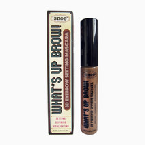 What's Up Brow! 3D Eyebrow Setting Mascara by Snoe Beauty