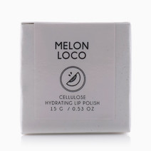 Melon Loco Cellulose Lip Scrub by V&M Naturals