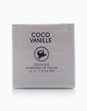 Coco Vanille Cellulose Lip Polish by V&M Naturals