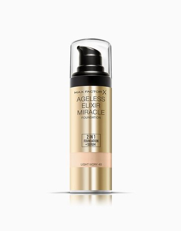 Ageless Elixir Foundation by Max Factor
