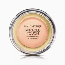 Miracle Touch Foundation by Max Factor