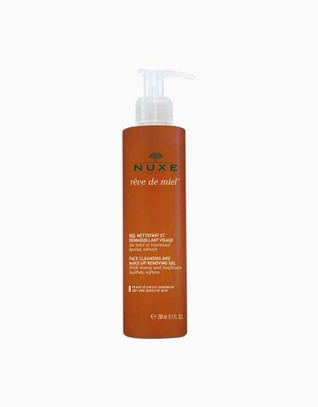 Rêve De Miel Face Cleansing and Makeup Removing Gel by Nuxe Paris