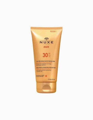Sun SPF30 Face and Body Lotion by Nuxe Paris