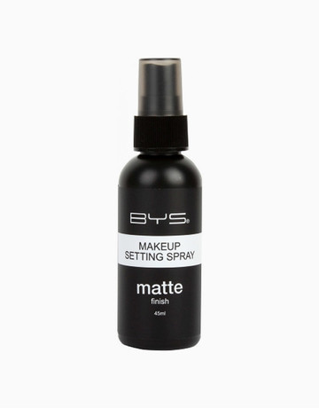 Setting Spray (Matte) by BYS