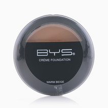 Foundation Créme by BYS in #6 Warm Beige (Sold Out - Select to Waitlist)
